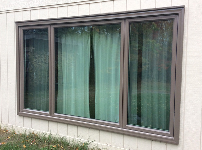 casement window installation