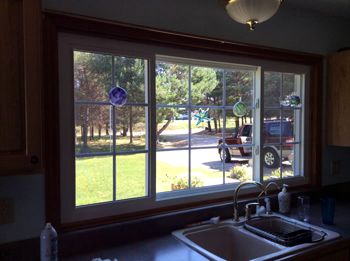 sliding window installation