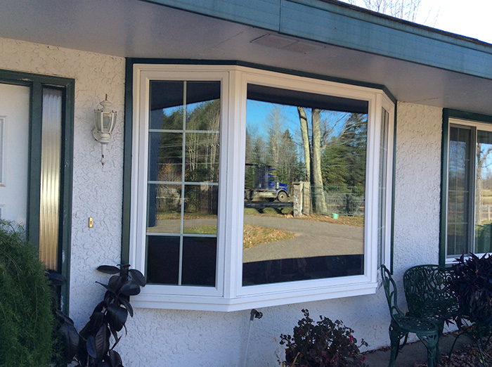 bay bow window installation